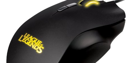 gaming mice for lol
