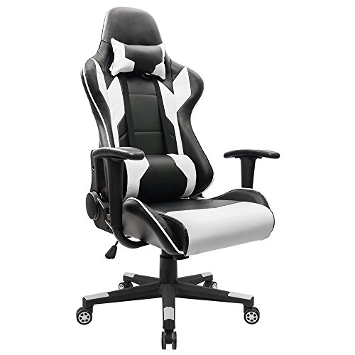 Homall Executive Swivel Leather Gaming Chair Our Top Under 100